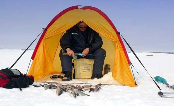 все о шатрах для рыбалки