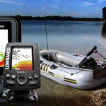 Как выбрать качественный эхолот для рыбалки с лодки