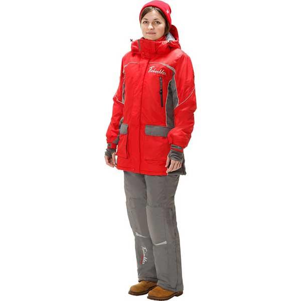 Женский костюм-поплавок для зимней рыбалки