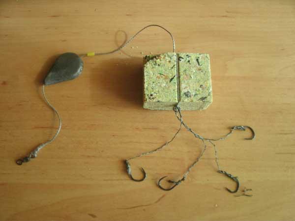 Как ловить рыбу на макуху