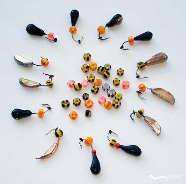 Выбор снастей для зимней рыбалки плотвы