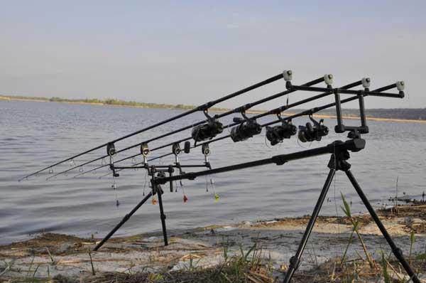 Рыбалка на штекерные удилища