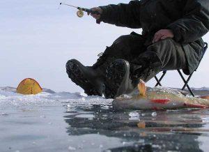 Сапоги для рыбалки зимой