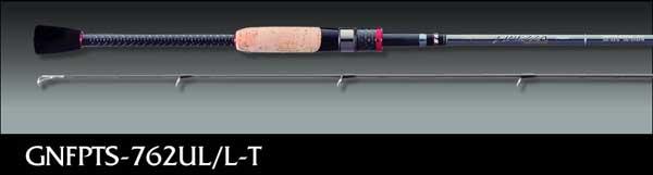 Спиннинг для ловли голавля Graphiteleader GNFPTS-762UL-L-T
