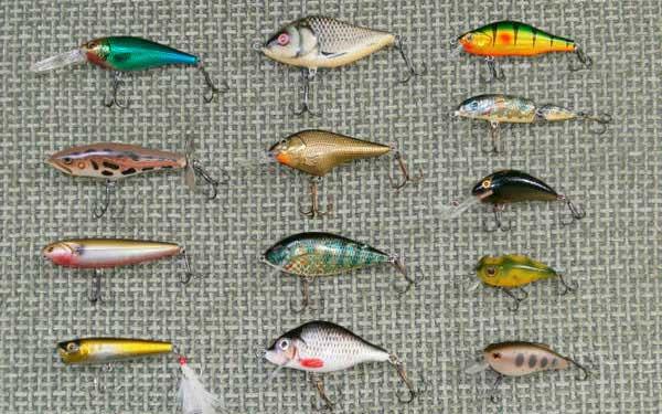 Разнообразие ратлинов для ловли судака