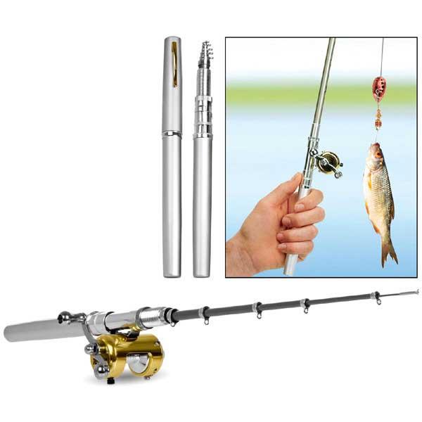 Трофей, пойманный удочкой FishPen